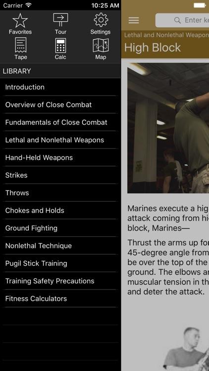 Marine Martial Arts screenshot-4