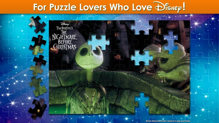 Disney Jigsaw Puzzles! screenshot-0