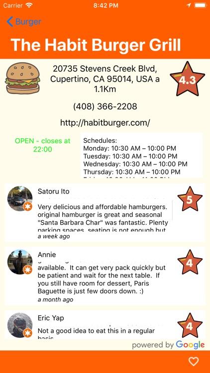 Where to Eat (Donde Comer) screenshot-3