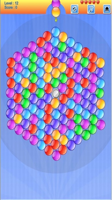 spin-bubble shooter