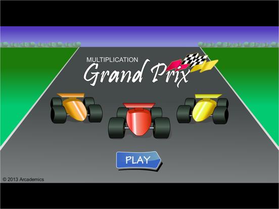 Grand Prix Multiplicationのおすすめ画像1