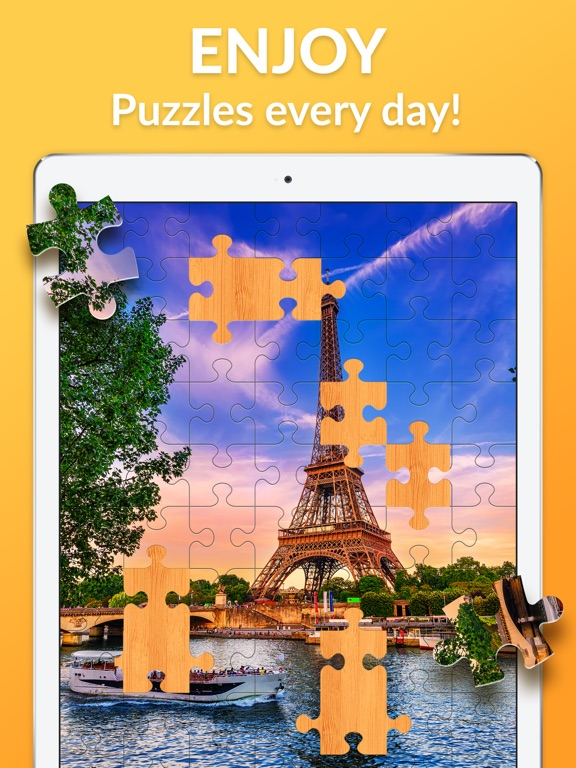 Jigsaw Puzzles for Me screenshot 10
