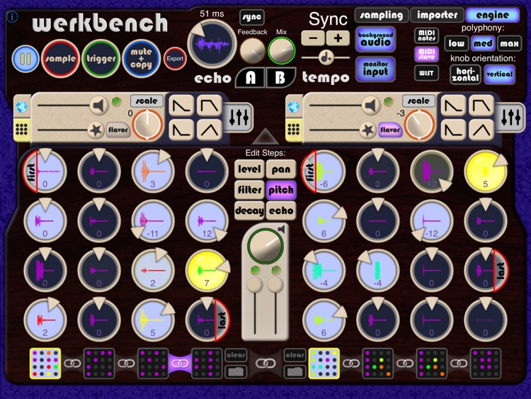 WerkBench screenshot-2