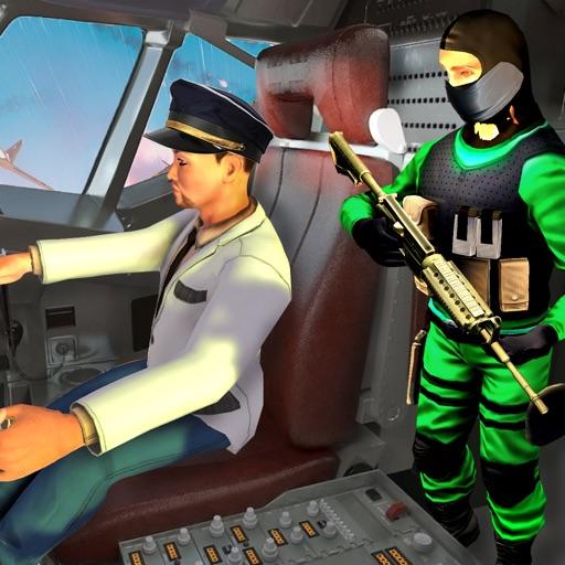 Rescue US Airplane Hijack