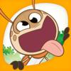 Gigglebug's Face Race