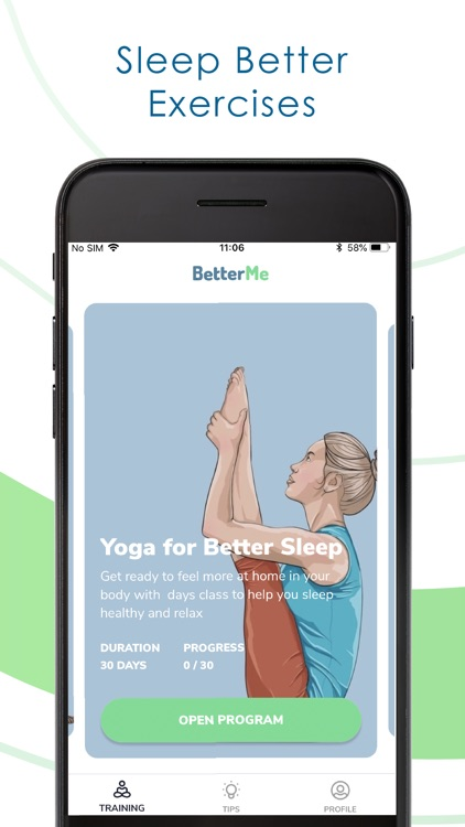 BetterMe: Yoga screenshot-1