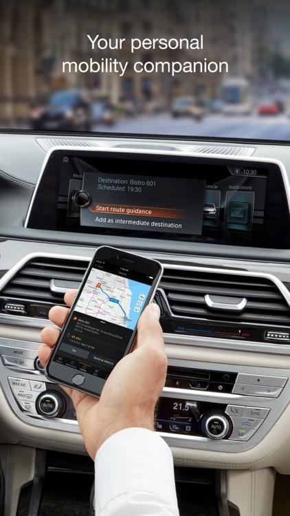 BMW Connected screenshot-0
