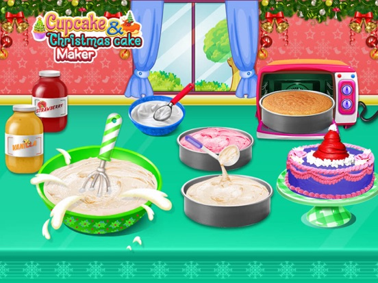 Cupcake Maker! screenshot 7