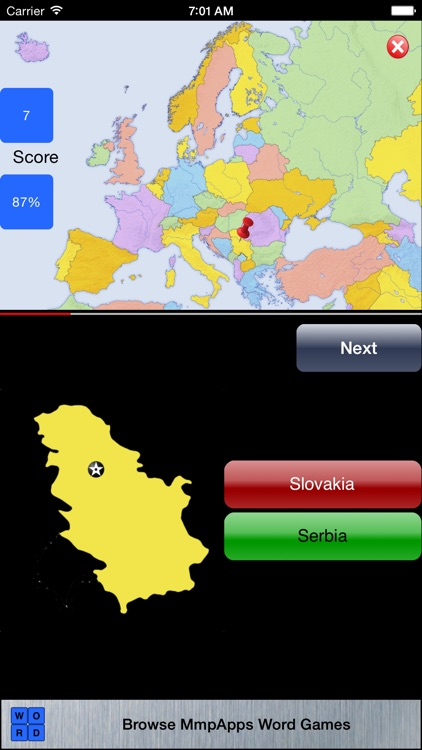 GeoEurope screenshot-3
