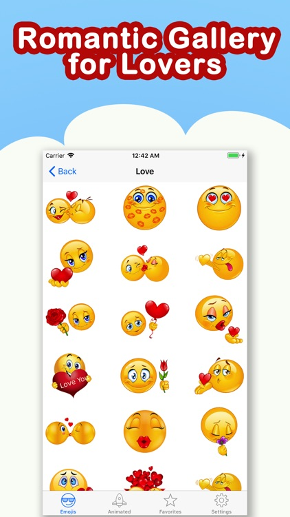 Adult Emoji Animated Emojis screenshot-4
