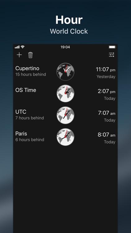 Hour - World Clock by seense