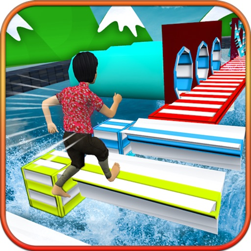 Water Obstacle Course Runner