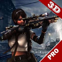 Thunder Adventure Commando Attacker Pro