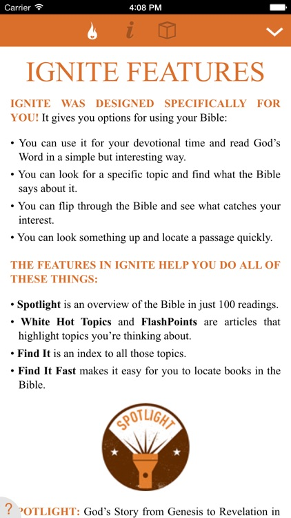 Ignite The Bible for Teens