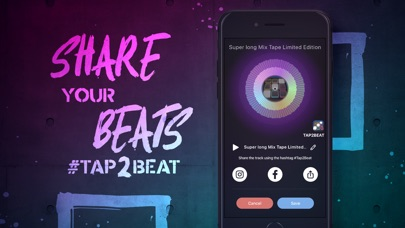 Tap2Beat - Drum Pad Machine screenshot four