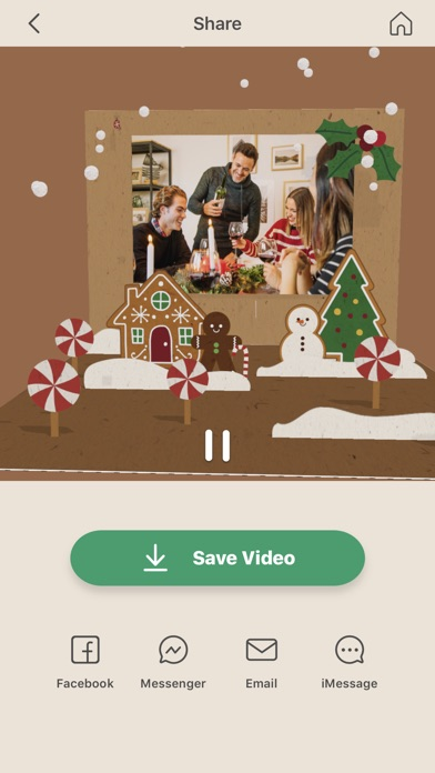 Screenshot 8 For Pine 3D Greeting Cards