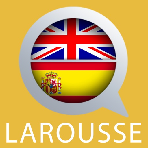 Spanish-English Larousse