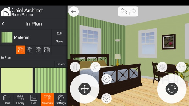 Room planner le home design on the app store for Room planner app free