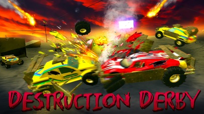 Extreme Derby Destruction Full screenshot 1