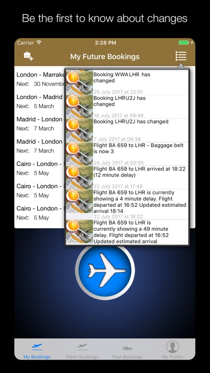 MyFlights screenshot-2