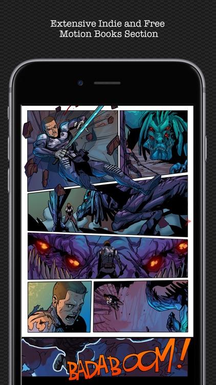 Madefire Comics & Motion Books screenshot-3