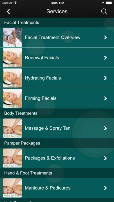 Shepparton Skin & Body Spa screenshot three