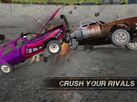 Demolition Derby - Crash Racing на iPad