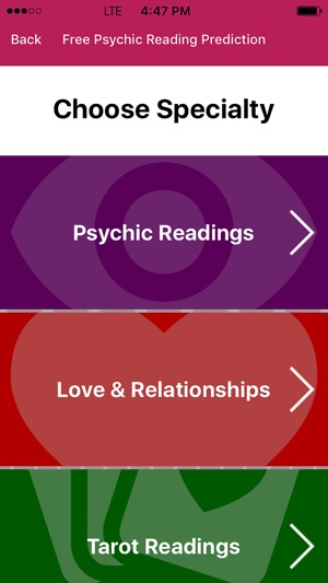 Psychic Reading Prediction on the App Store