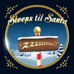 Sleeps til Santa Apple Watch App