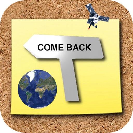 pathRecorder - come back