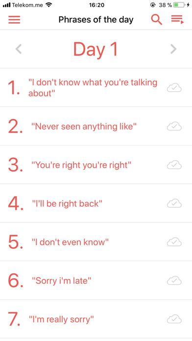 Скриншот №5 к Playphraseme