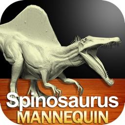 Spinosaurus Mannequin