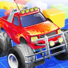 Activities of Micro Monster Truck -radio toy