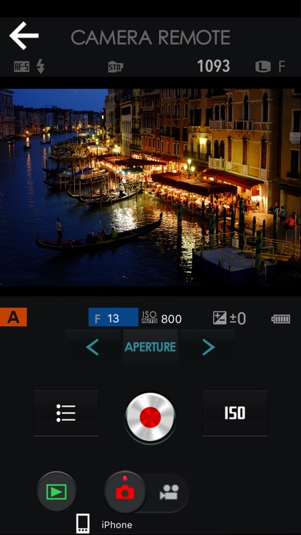 FUJIFILM Camera Remote screenshot-2