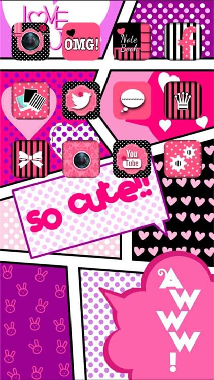 CocoPPa - cute icon&wallpaper screenshot-4