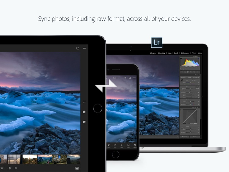Adobe Lightroom CC for iPad screenshot-4