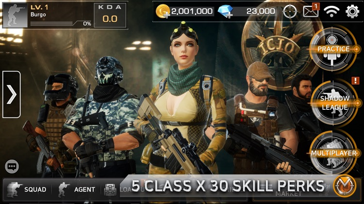 Combat Squad - Online FPS screenshot-4