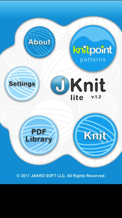 JKnit Lite - Knitting Helper
