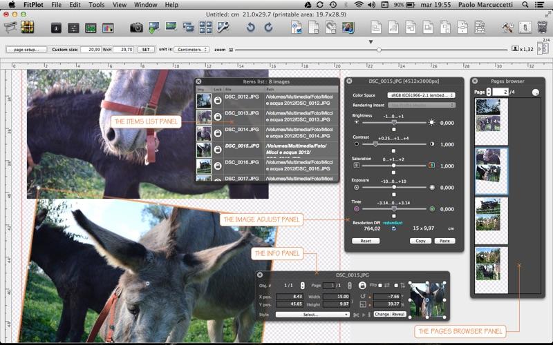 FitPlot for Mac