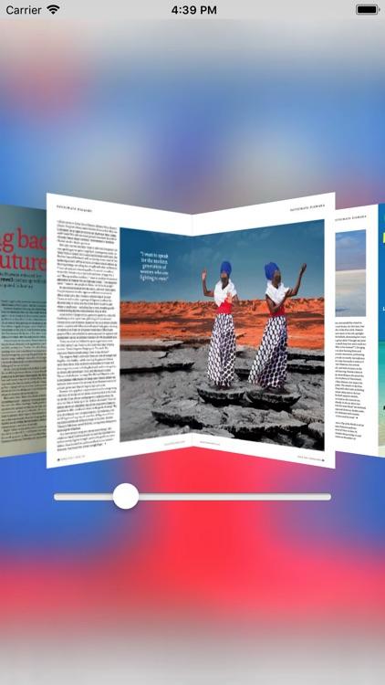 Songlines Magazine screenshot-4