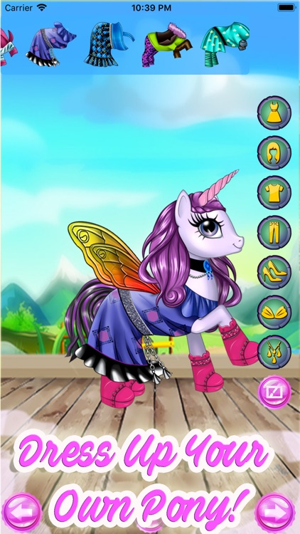 Pony Monster - My Little Salon screenshot-3