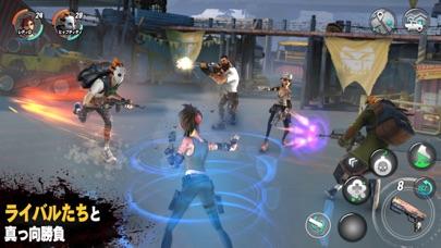 DEAD RIVALS:ゾンビ MMOスクリーンショット3