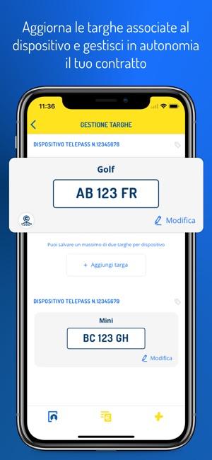 app telepass