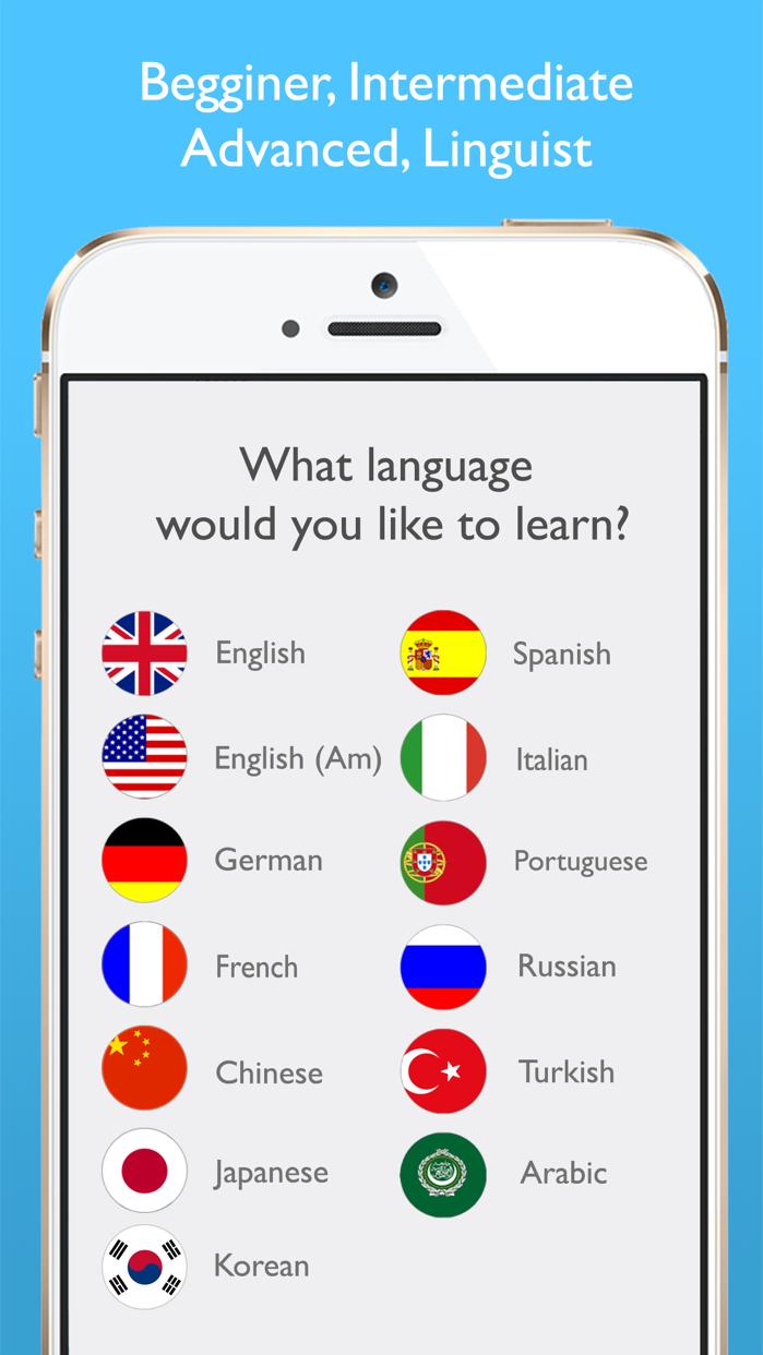 Learn languages - LinGo Play Screenshot