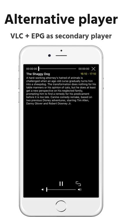 Simple IPTV Playlist screenshot-3