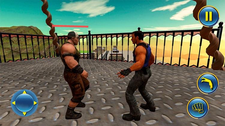 Open World Virtual Gym Fight screenshot-3