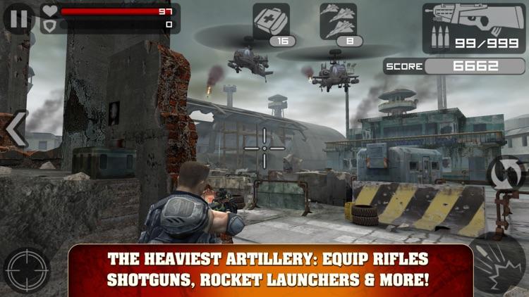 Frontline Commando screenshot-3