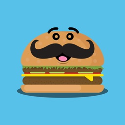 Fast food emoji and stickers