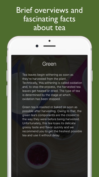 The Tea App screenshot-4