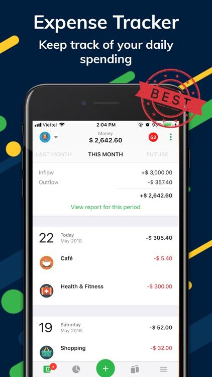 Money Lover: Expense Tracker screenshot-0